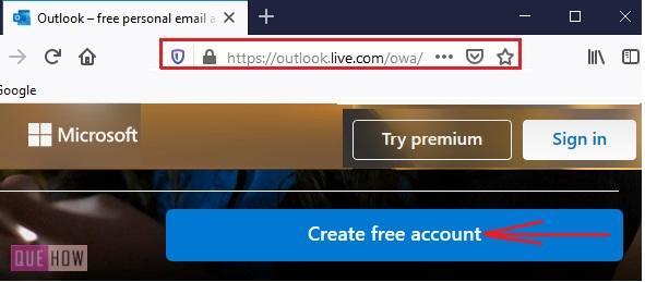 Outlook Account 2