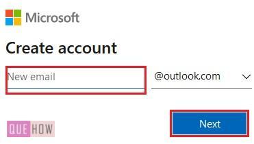 Outlook Account 3
