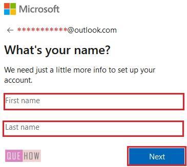 Outlook Account 5