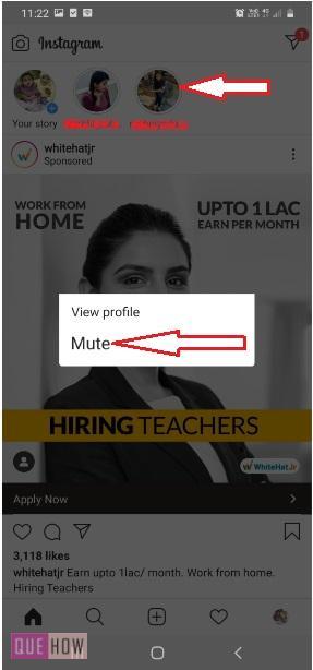 Mute Someone on Instagram-8