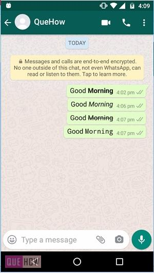Bold Text in WhatsApp-8