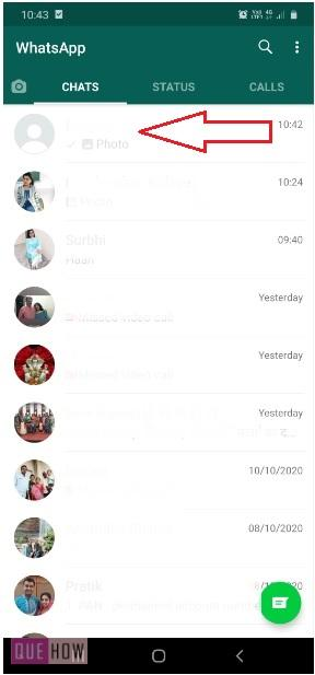 Clear Chat in WhatsApp-2