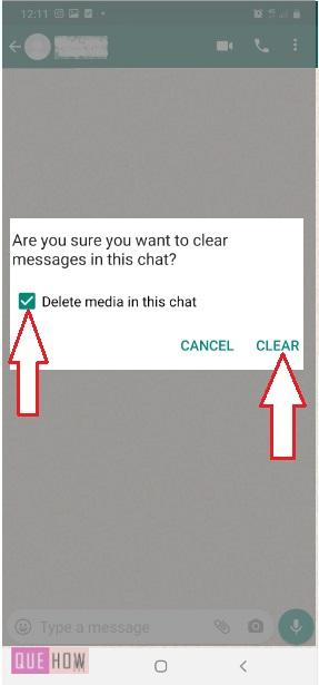 Clear Chat in WhatsApp-6