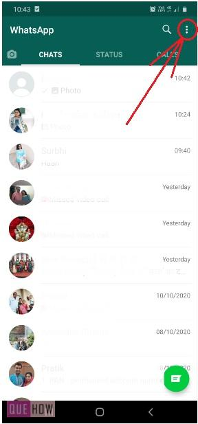 Clear Chat in WhatsApp-8