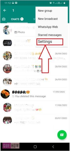 Clear Chat in WhatsApp-9