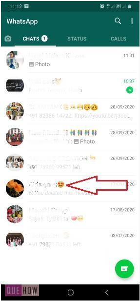 Mute WhatsApp Group-2
