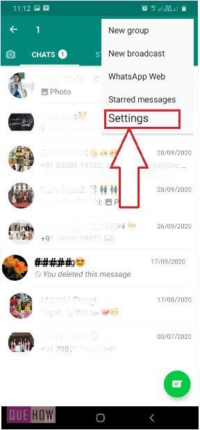 Mute WhatsApp Group-6