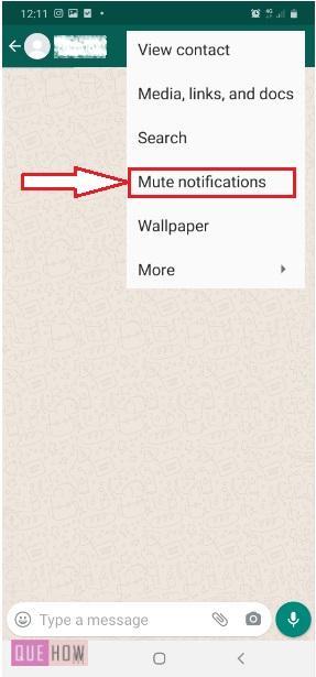 Mute WhatsApp Notification-8