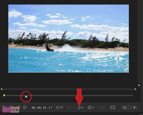Crop and Zoom Video in Power Director -5