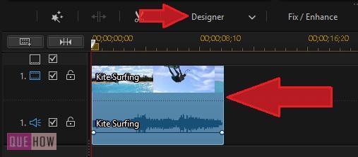 Edit Video in PowerDirector-14