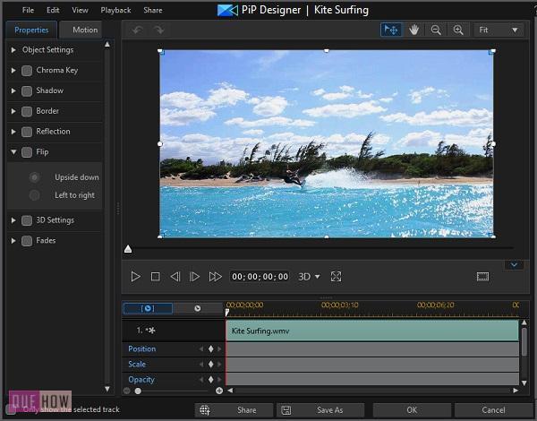 Edit Video in PowerDirector-15