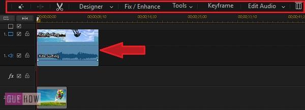 Edit Video in PowerDirector-16