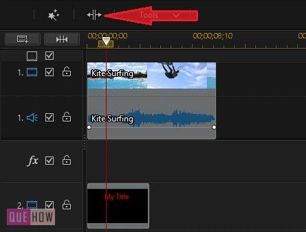 Edit Video in PowerDirector-18