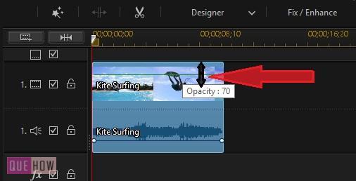 Edit Video in PowerDirector-21