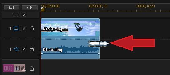 Edit Video in PowerDirector-22