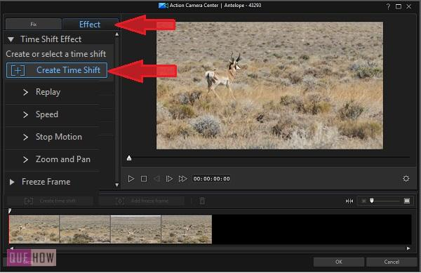 Make Slow Motion Video in PowerDirector-15