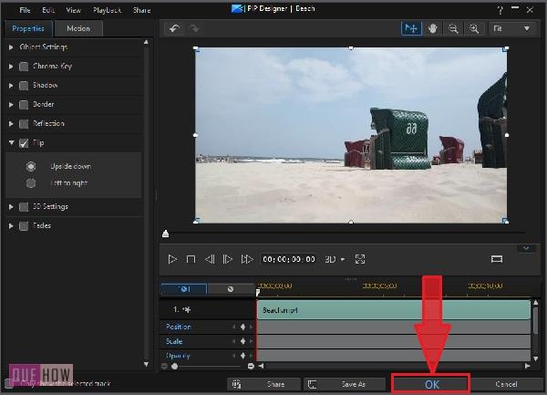 Rotate Video in Power Director-14