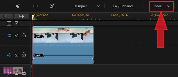 Rotate Video in Power Director-4
