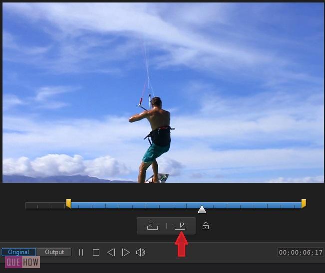 Trim Videos in Power Director-13