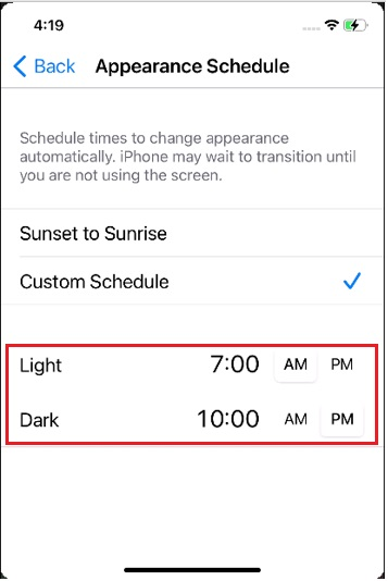 How to Get Dark Mode on iPhone-11