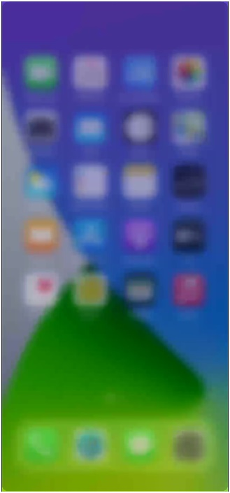 Close Apps on iPhone-6
