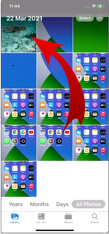Edit Video in iPhone-2