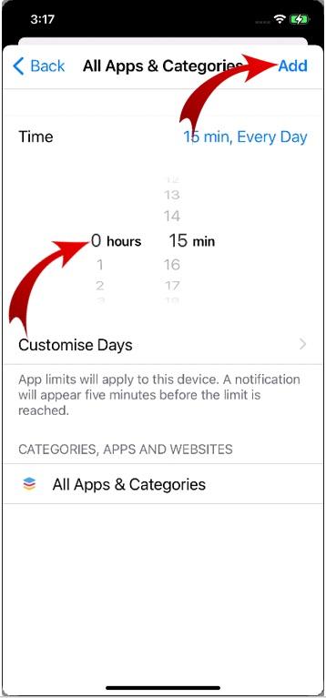 Lock Apps on iPhone-10