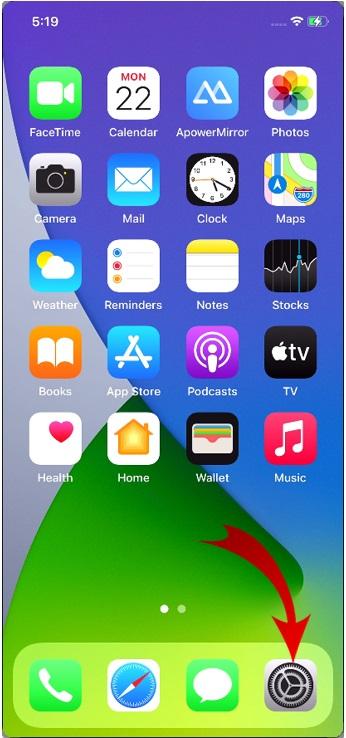 Take screenshot on iPhone method-2-1