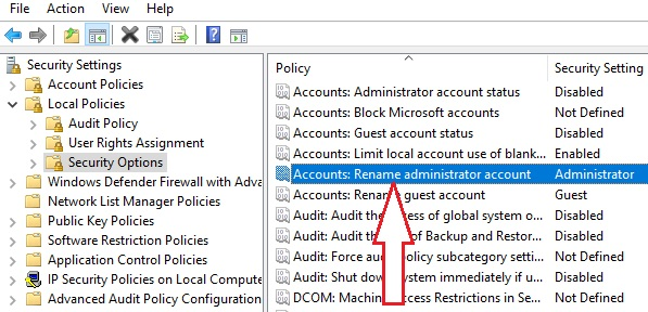 Change Administrator Name in Windows 10 - 15