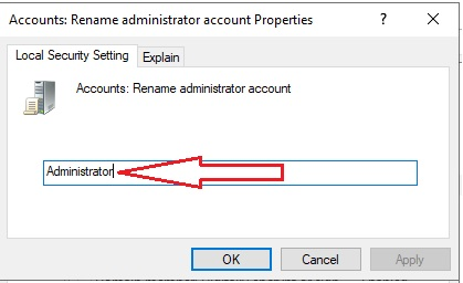 Change Administrator Name in Windows 10 - 16