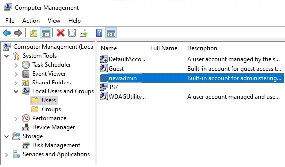 Change Administrator Name in Windows 10 - 9