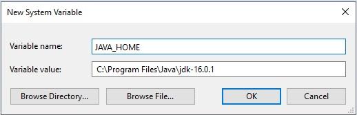 Download Java in Windows 10 -17
