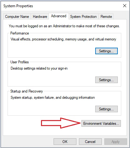 Download Java in Windows 10 -20