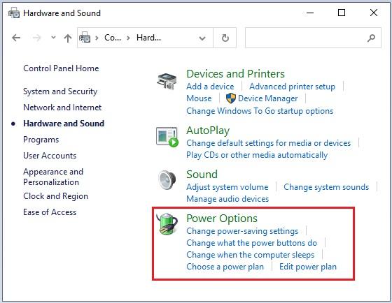hibernate in Windows 10 - 21