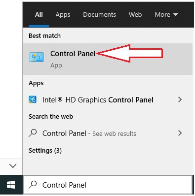 Enable Remote Desktop in Windows using Control Panel -1