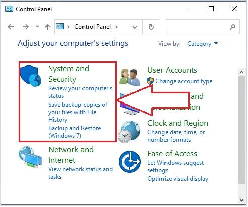 Enable Remote Desktop in Windows using Control Panel -2
