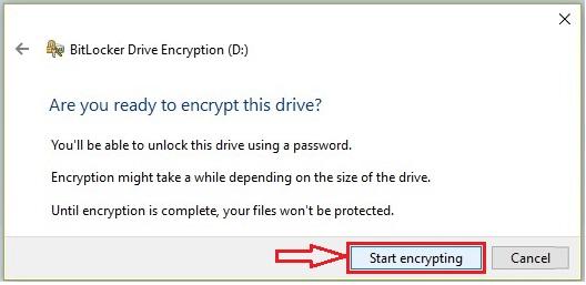 Lock Drive in Windows 10 -6
