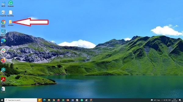 Open RAR file in Windows 10 -7