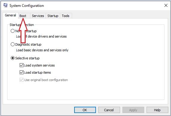 Windows 10 in Safe Mode 1.3
